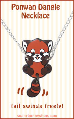 Ponwan Dangle Necklace