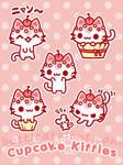 Cupcake Kitties Revisited