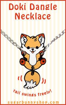Doki Dangle Necklace