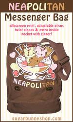 Neapolitan Messenger Bag