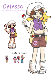 Trainer Celesse by celesse