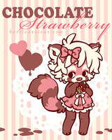 Chocolate Strawberry Ponwan by celesse