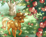 Applejack's Orchard