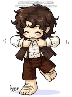 Jig Frodo Jig by celesse