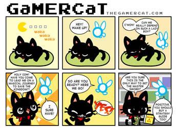 GaMERCaT - Zelda by celesse