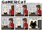 GaMERCaT - Zelda 2