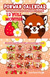Ponwan Calendar by celesse