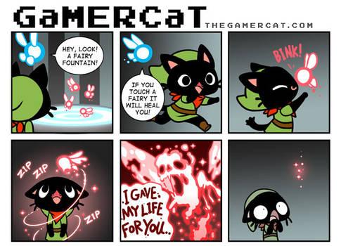 GaMERCaT - Sacrifice