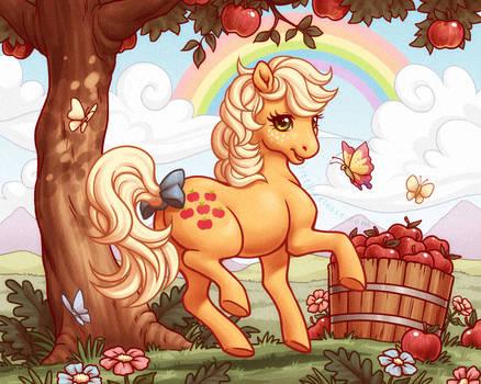 Who's a Silly Pony
