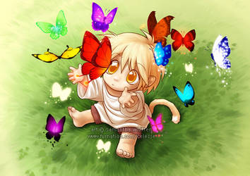 The Magic of Butterflies by celesse