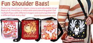 Shoulder Bags by celesse