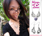 Wings of Love Jewelry