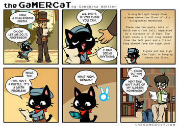 the GaMERCaT - Puzzled by celesse