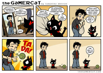 the GaMERCaT - Best Toy