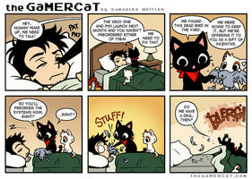 the GaMERCaT - Offerings by celesse