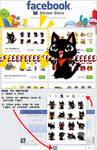 The GaMERCaT Facebook Stickers!
