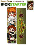 Strays Volume 3 Kickstarter Bookmark