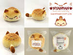Nyanpan Cat Plush