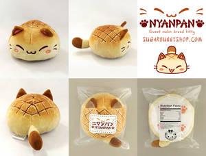 Nyanpan Cat Plush