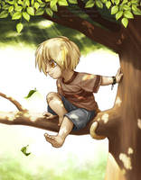 Tree Climber by celesse