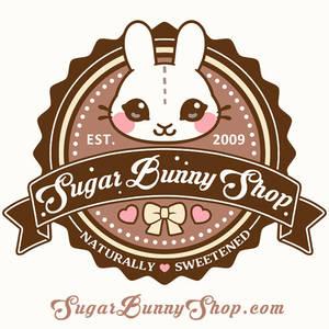 Sugar Bunny Shop Logo