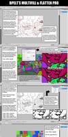 BPelt's Multifill and Flatten Pro Tutorial by celesse