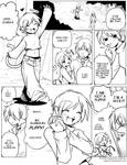 Manga practice by celesse
