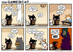 The GaMERCaT - Cats