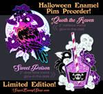 Halloween 2018 Enamel Pin Preorder
