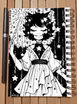 Inktober 2018 Day 8 - Star