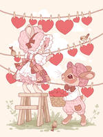 Love on the Line by celesse