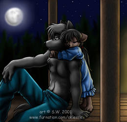 Bedtime Hug by celesse