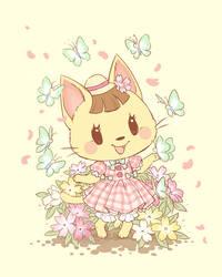 Sakura Katie by celesse