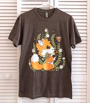 Doki Fox Playful Bee Shirt