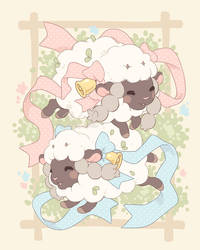 Wooloo I Choose Ewe! by celesse