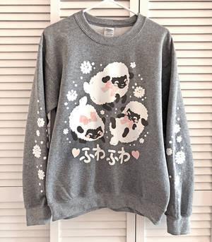Fuwafuwa Sheep Sweatshirt