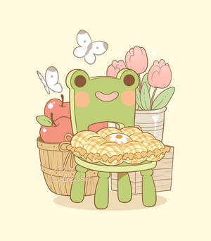 Country Kitchen Froggy Chair
