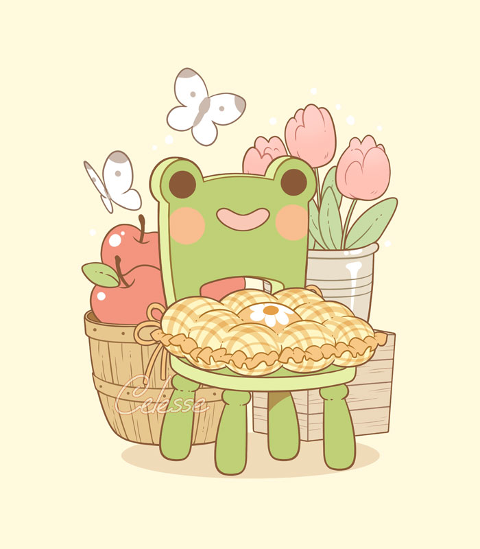 Country Kitchen Froggy Chair By Celesse On Deviantart