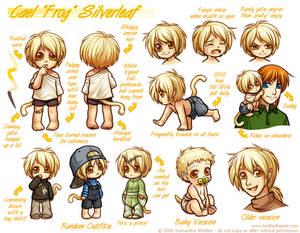 Character sheet - Frog