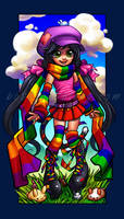 Color My World by celesse