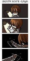 Death Note Gasm by celesse