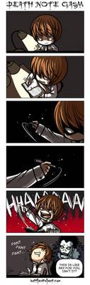 Death Note Gasm