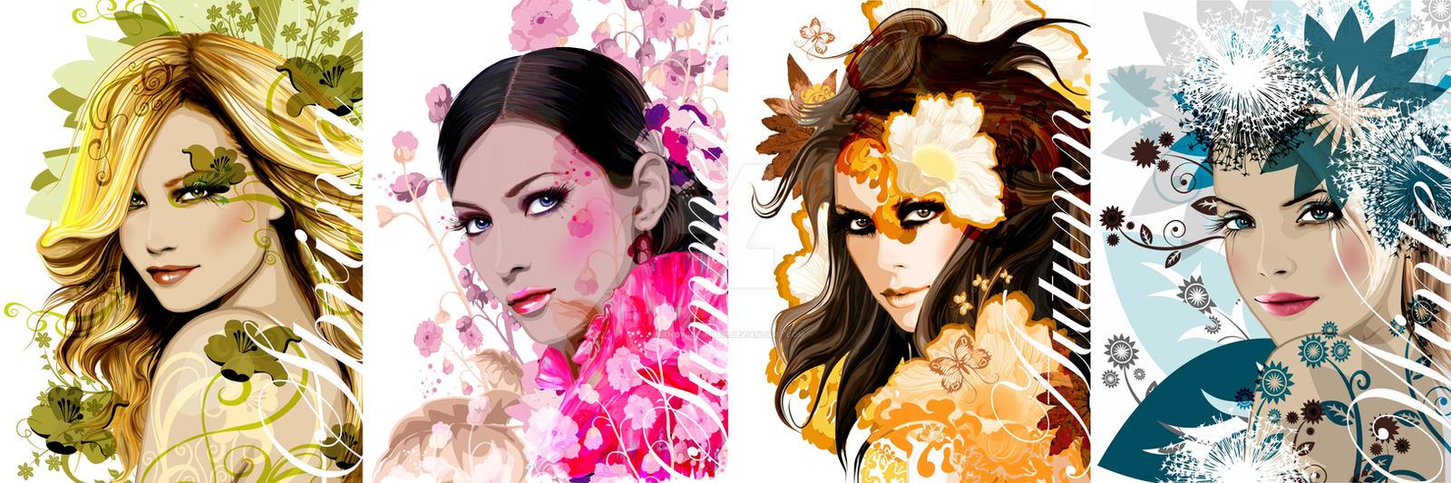 seasons series by mandyreinmuth