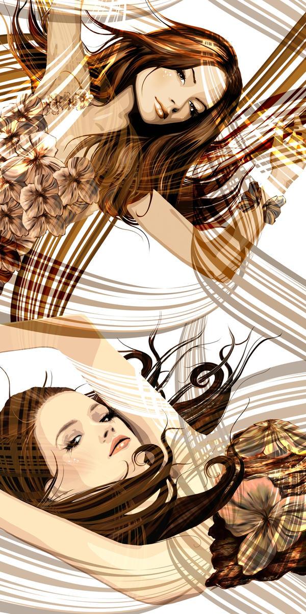 falling deers bondage by mandyreinmuth
