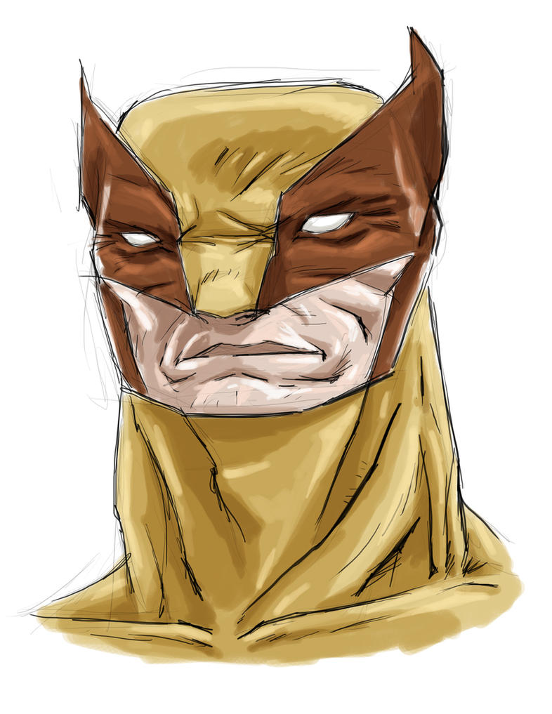 wolverine 2 by theghan