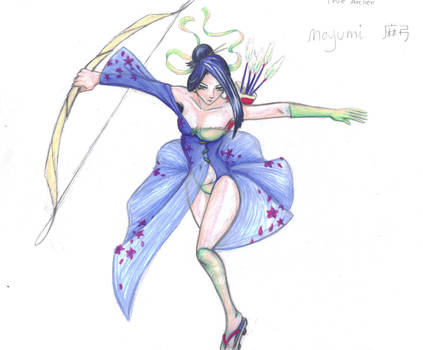 Megumi: Archer