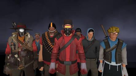 MFX - DLC Story Mode by Perlgb