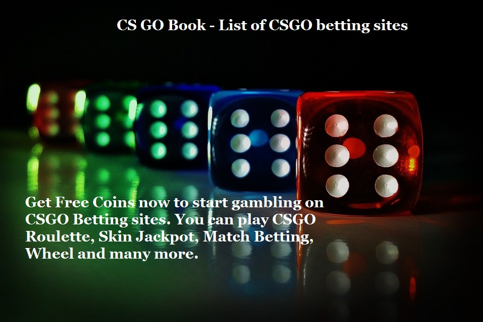 Csgo betting in a nutshell book $10 binary options