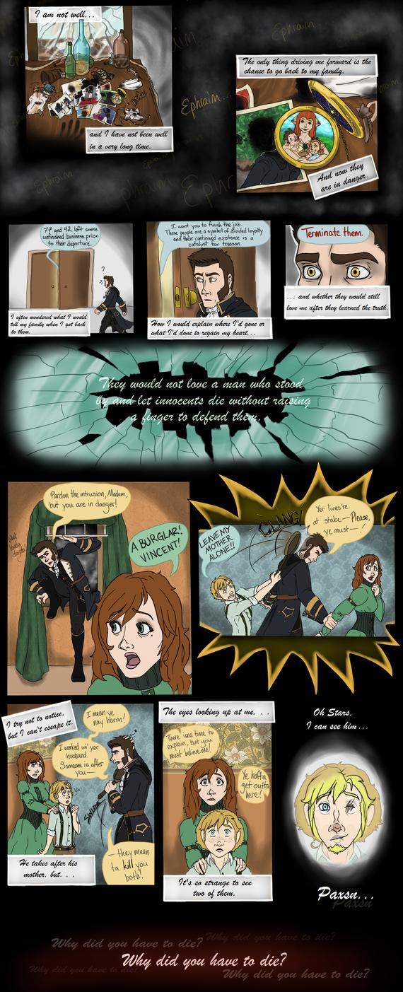 Part 1: Treason by Hawkear