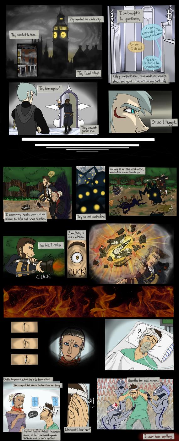 Part 2: Sabotage by Hawkear